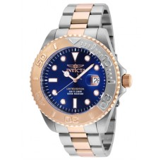 Invicta Women's Pro Diver Quartz Diving Watch with Two-Tone-Stainless-Steel Strap, 9 Model: 24635