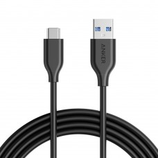 Anker - PowerLine USB C to USB 3.0 Cable - 3ft