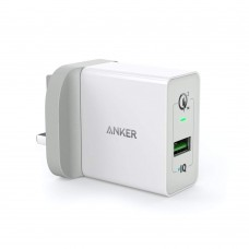 Anker 18W PowerPort+ 1 with Quick Charge 3.0 - White