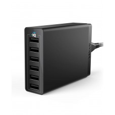 Anker 60W PowerPort 6 USB Wall Charger