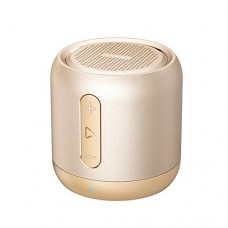 Anker SoundCore mini Portable Bluetooth Speaker with 15-Hour Playtime - Golden