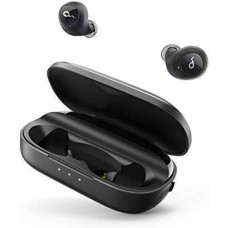Anker SoundCore Liberty [Upgraded] 8-Hour Playtime (100 Hours with Charging Case) IPX5 Sweatproof