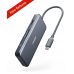 Anker Premium 7-in-1 USB C Adapter Hub with 4K USB C to HDMI, 100W Power Delivery