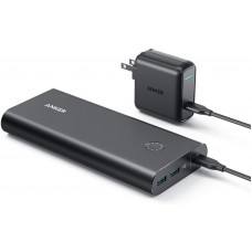 Anker PowerCore+ 26800 PD with 30W Power Delivery Charger, Portable Charger Bundle