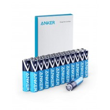 Anker Alkaline AAA Batteries (24-Pack), Long-Lasting & Leak-Proof with PowerLock Technology (Non-Rechargeable)