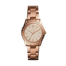 Fossil Women's Adalyn Stainless Steel Dress Quartz Watch - BQ3374
