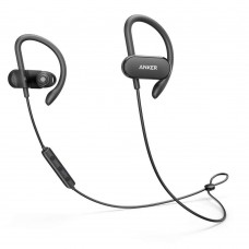 Anker SoundBuds Curve Wireless Headphones with 14 Hour Battery, CVC Noise Cancellation