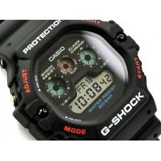 Casio G-Shock Water Resistant Digital Black Dial Men's Watch DW5900