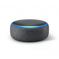 Amazon Echo Dot (3nd Gen) - Add Alexa to any room - Charcoal