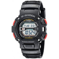 Casio G-Shock G9000-1V Men's Mudman Digital Black Resin Band Sport 52mm Watch