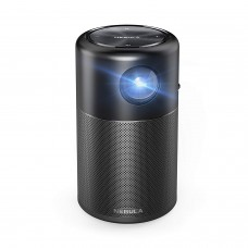 Anker Nebula Capsule Pro 150 Lumens Projector, The Soda Can-Sized Pocket Projector with Tripod and Case