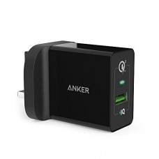 Anker 18W Powerport+ 1 with Quick Charge 3.0 USB Wall Charger