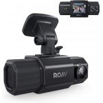 Anker Roav DashCam Duo, Dual FHD 1080p Dash Cam, Front and Interior Wide Angle Cameras