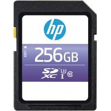 HP 256GB SX330 Class 10 U3 SDXC Flash Memory Card, Read Speeds up to 95MB/S (HFSH256-1U3)