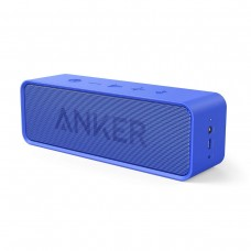 Anker SoundCore Bluetooth Speaker with 24-Hour Playtime - Blue