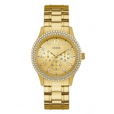 GUESS Women's Quartz Stainless Steel Casual Watch - U1097L2