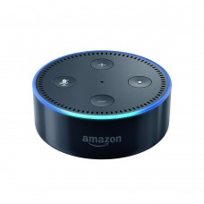 Amazon Echo Dot (2nd Generation) - Black (Refurbished)